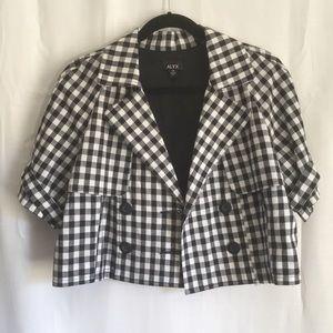 Alyx cropped jacket